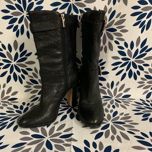 EUC Vince Camuto leather boots.